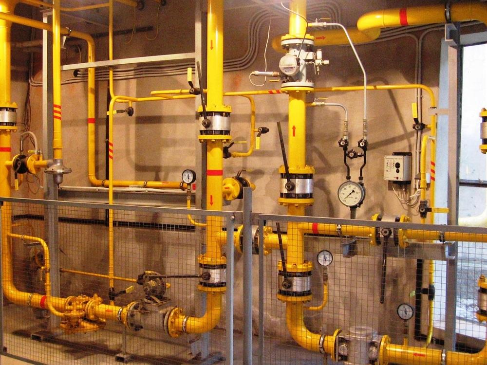 Строительство газоснабжения